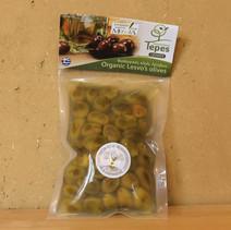 O7 Crushed groene olijven