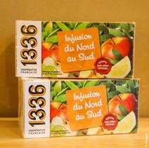 T13 Infusie van fruit van noord naar zuid