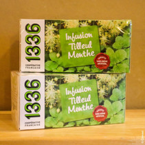 T12 Infusie van linde en munt