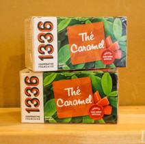 T17 Thee met karamel