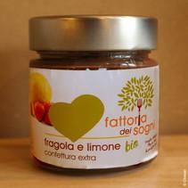 AM 4 Aardbeienjam met citroenzeste