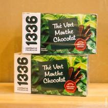 T7 Groene thee met munt en chocolade