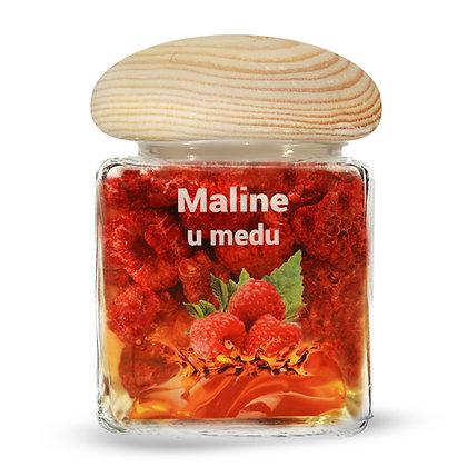Maline u medu