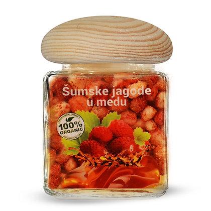 Šumske jagode u medu