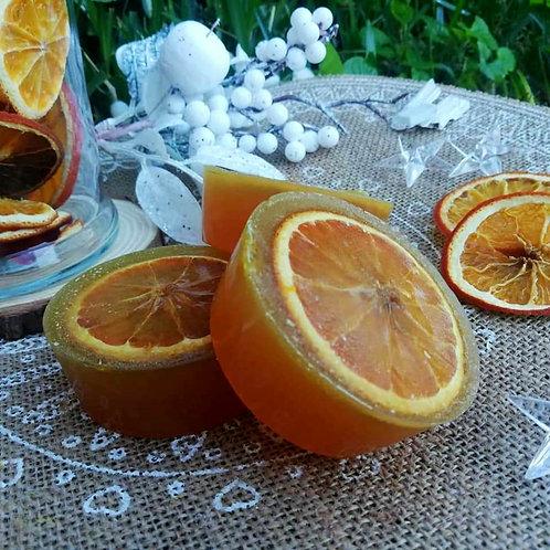 Jabón Naranja y Miel