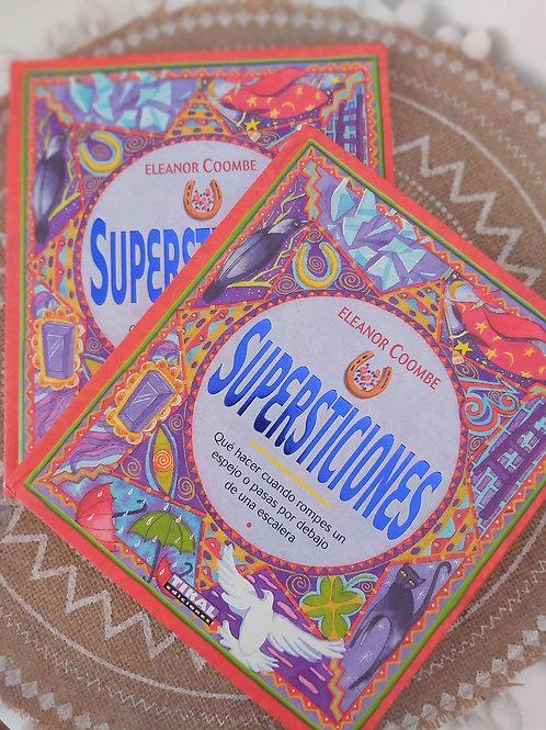 Libro Supersticiones