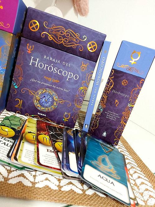 Caja Libro + Bajara Horóscopo
