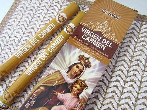 Incienso Virgen del Carmen