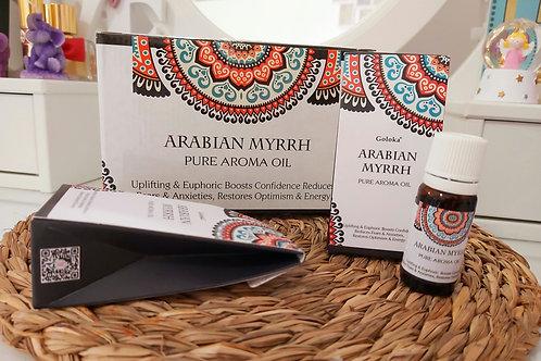 Aceite Esencial Mirra Arábiga