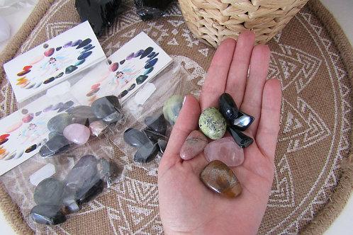 Piedras Surtidas (Paquete 7 piedras)