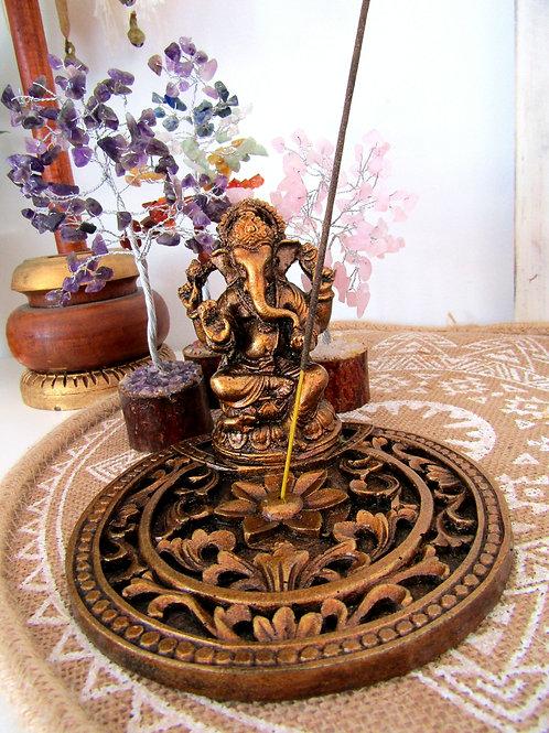 Incensario Ganesha