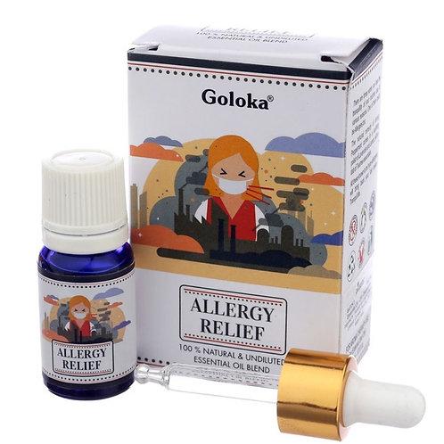 Aceite Esencial (Alivio Alergias)