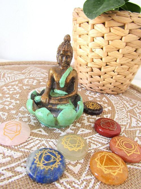 Budha Quemador Incienso