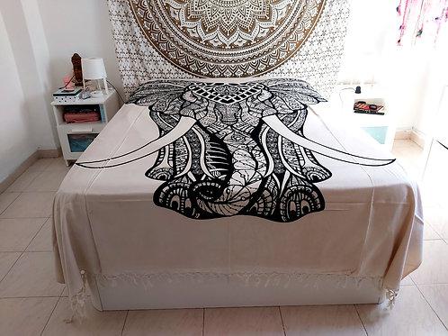 Cubre Cama Elefante
