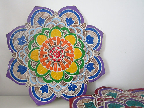 Mandala Madera (Modelo A)
