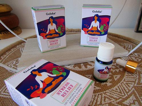 Aceite Esencial (Alivio Estrés)