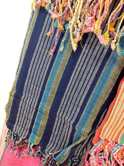 Toalla Azul Multicolor