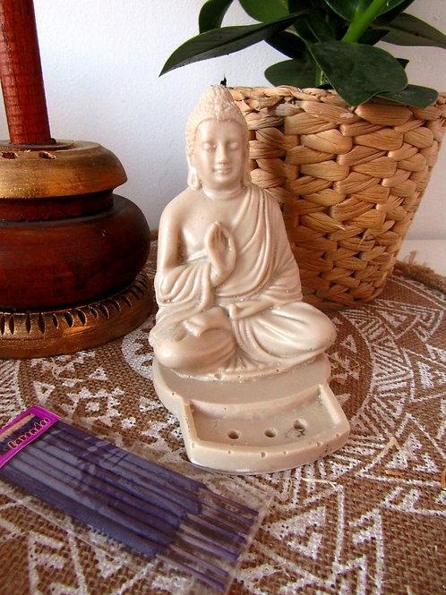 Incensario Budha + Incienso Lavanda