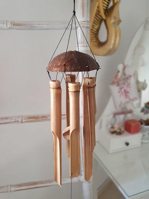 Llamador Bambú