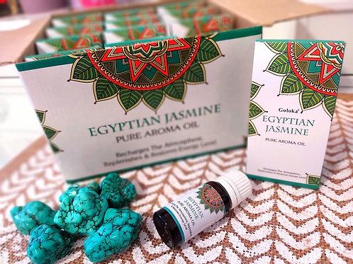 Aceite Esencial Goloka (Jazmin Egipcio)