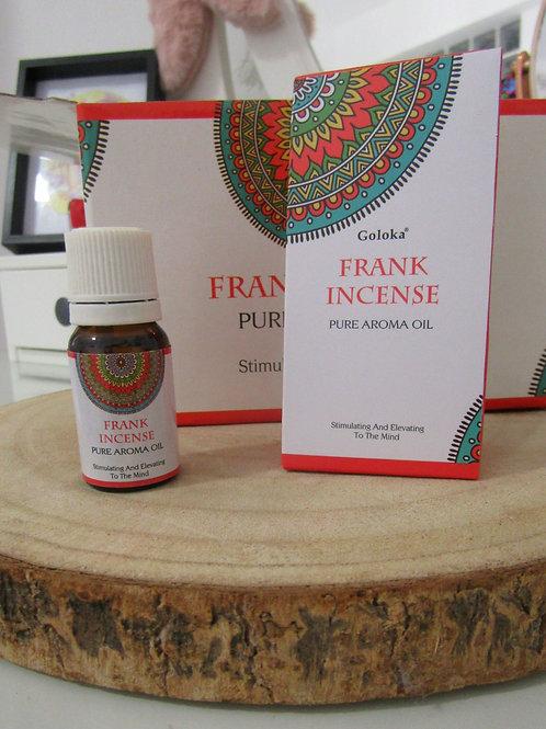 Aceite Esencial Goloka Resina de Incienso