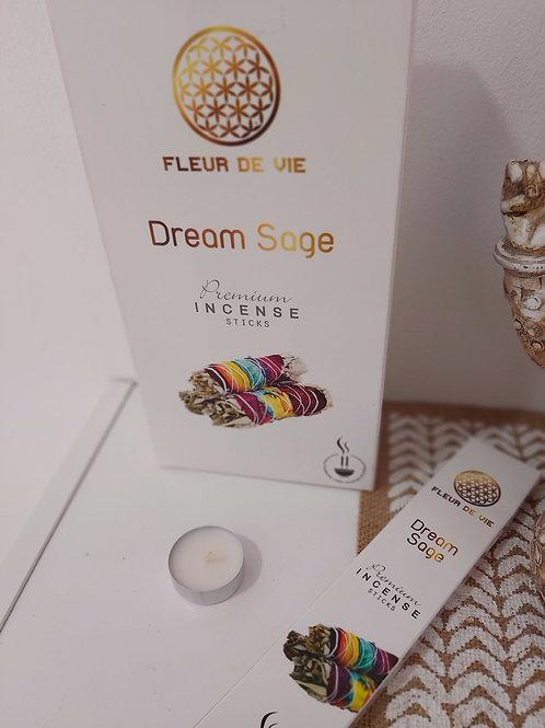 Incienso Dream Sage o Sueño de Salvia