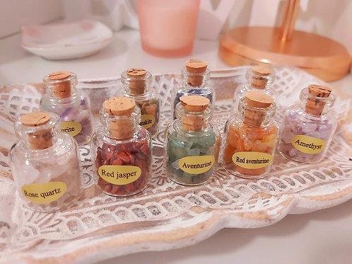 Botellitas Minerales Surtidos (9 unidades)