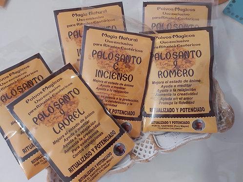 Ritual Palo Santo