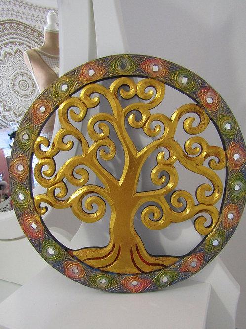 Árbol de la Vida (Dorado)