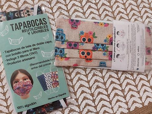 Mascarilla Katrina Multicolor