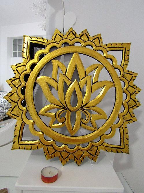 Colgador Flor de Loto 40cm