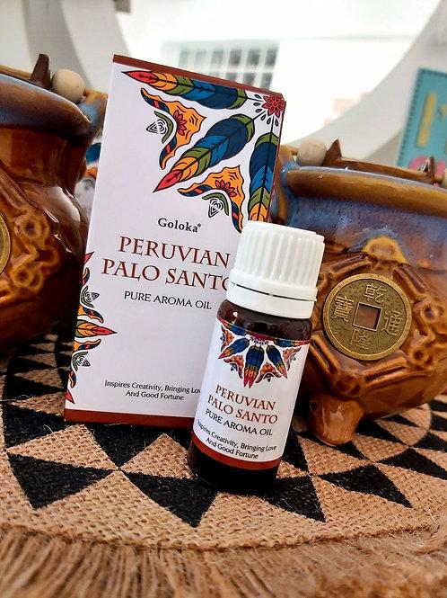 Aceite Esencial Goloka (Palo Santo)