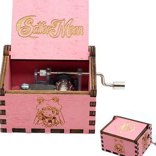Caja Musical Sailor Moon