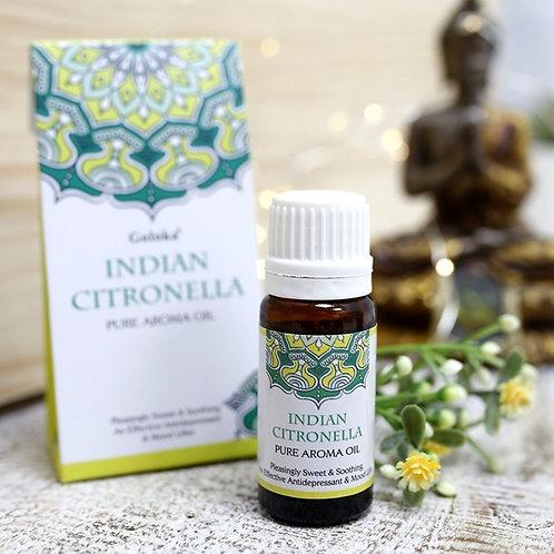 Aceite Esencial Goloka (Indian Citronella)