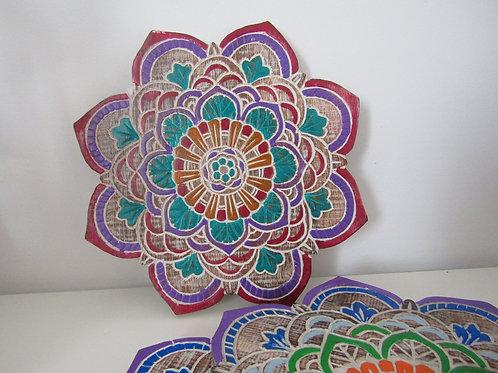 Mandala Madera (Modelo C)