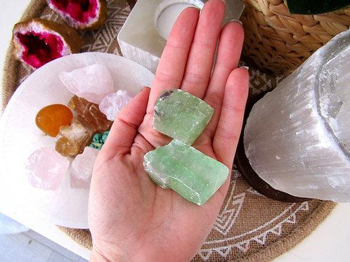 Calcita Verde