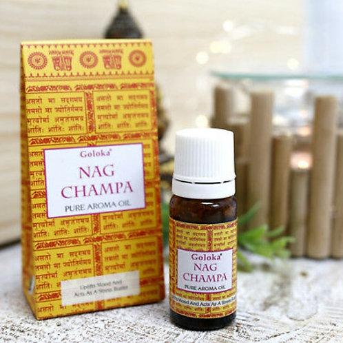 Aceite Esencial NAG CHAMPA