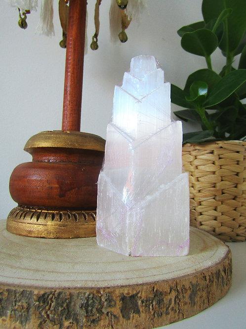 Piedra Selenita (15cm)