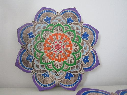 Mandala Madera (Modelo B)