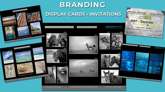 Branding - DISPLAY-CARDS