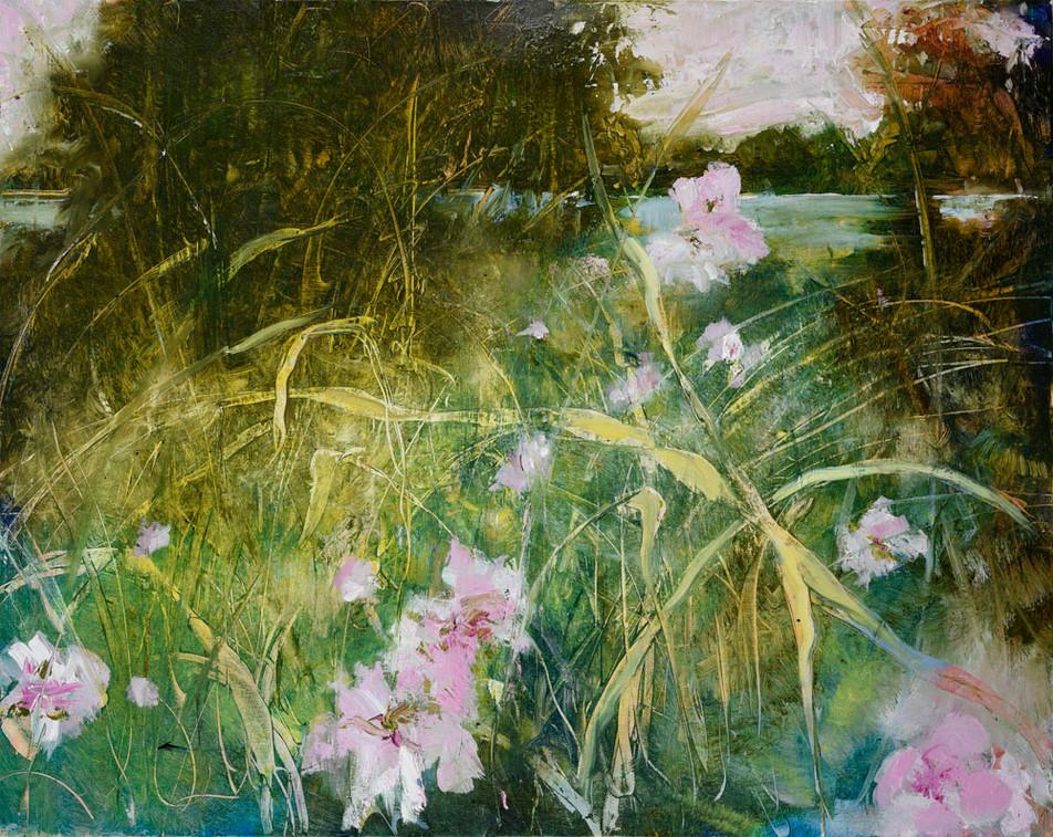 28. Flowers in the meadow