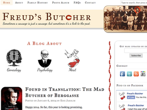 A sophisticated genealogy blog