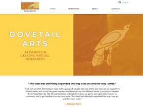 Dovetail Arts workshops