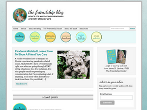 Vibrant membership blog