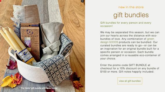 Green Design Goods online shop