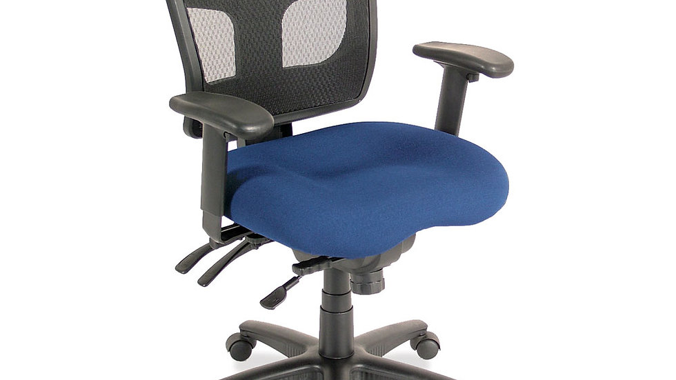 CoolMesh Multi-Function Chair, Mid-Back