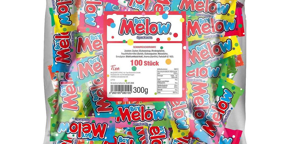 Marshmellow Bay Melow Speckseile 100 Stück