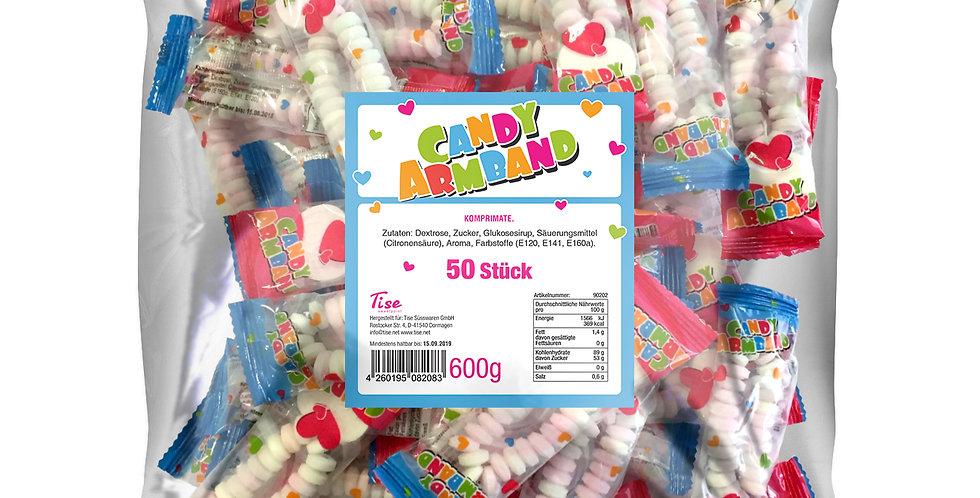 Süße Armbänder 50 Stück
