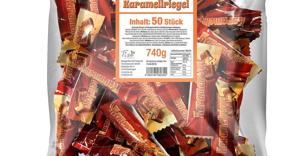 Karamellriegel 50 Stück