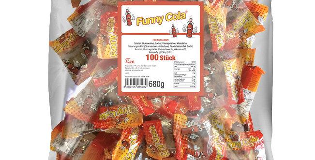 Funny Cola Fruchtgummi 800 Stück Karton